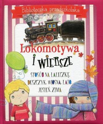 Lokomotywa I Wiersze Biblioteczka Przedszkolaka