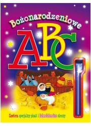Bożonarodzeniowe ABC - okładka książki