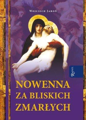 Nowenna za bliskich zmarłych - okładka książki