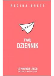 Twój Dziennik. 12 nowych lekcji - okładka książki