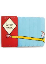 Super tata - okładka książki