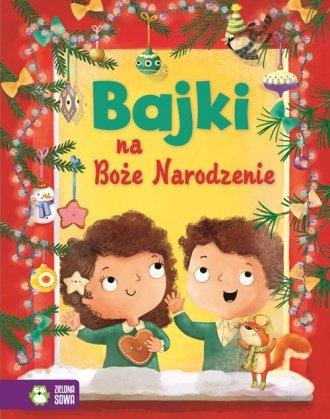 Bajki na Boże Narodzenie - okładka książki