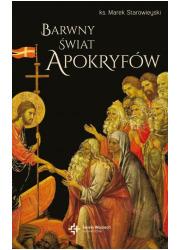 Barwny świat apokryfów - okładka książki
