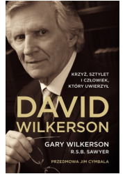 David Wilkerson. Biografia. Krzyż, - okładka książki