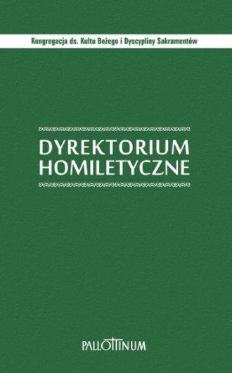 Dyrektorium Homiletyczne - okładka książki