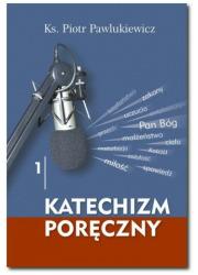 Katechizm poręczny - okładka książki