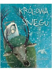 Królowa śniegu - okładka książki