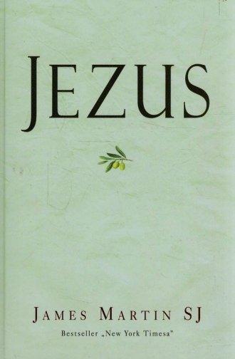 Jezus - okładka książki