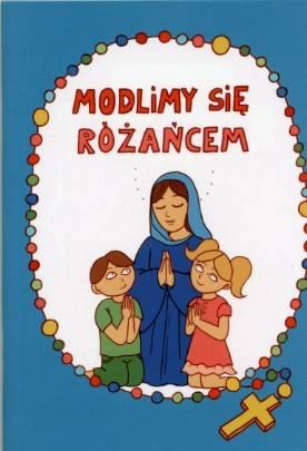 Modlimy się różańcem - okładka książki