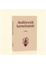 Modlitewnik karmelitański - okładka książki