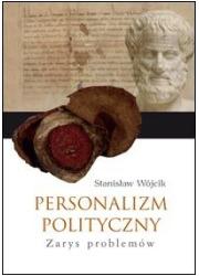 Personalizm polityczny. Zarys problemów - okładka książki