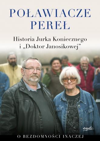 Poławiacze pereł. Historia Jurka - okładka książki