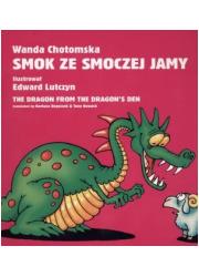 Smok ze smoczej jamy - okładka książki