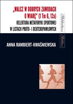 Walcz w dobrych zawodach (1 Tm - okładka książki