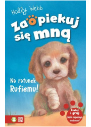 Na ratunek Rufiemu - okładka książki