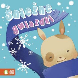 Śnieżne gwiazdki. Zimowe opowieści - okładka książki
