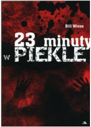 23 minuty w piekle - okładka książki