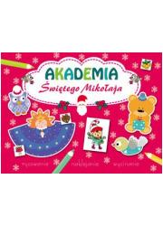 Akademia Świętego Mikołaja - okładka książki