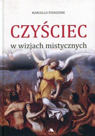 Czyściec w wizjach mistycznych - okładka książki