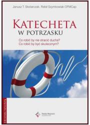 Katecheta w potrzasku - okładka książki
