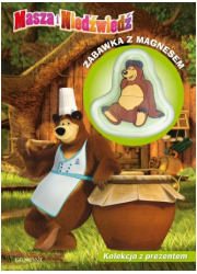 Masza i Niedźwiedź. Bądź zdrów! - okładka książki