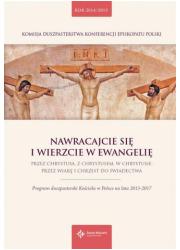 Program duszpasterski kościoła - okładka książki