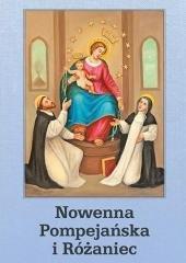 Nowenna Pompejańska i Różaniec - okładka książki