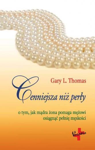 Cenniejsza niż perły - okładka książki