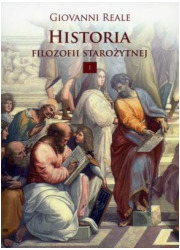 Historia filozofii starożytnej. - okładka książki