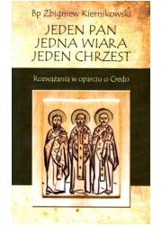 Jeden Pan, jedna wiara, jeden chrzest. - okładka książki