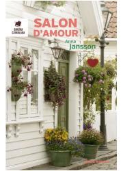 Salon Damour - okładka książki