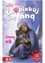 Zimowy wilk - okładka książki