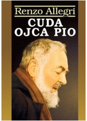 Cuda Ojca Pio - okładka książki