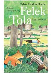Felek i Tola i porywacze - okładka książki