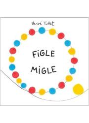 Figle migle - okładka książki