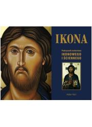 Ikona. Podręcznik malarstwa ikonowego - okładka książki