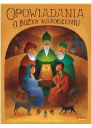 Opowiadania o Bożym Narodzeniu - okładka książki