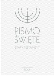 Pismo Święte. Stary Testament. - okładka książki