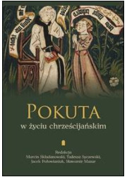 Pokuta w życiu chrześcijańskim - okładka książki