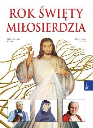 Rok Święty Miłosierdzia - okładka książki