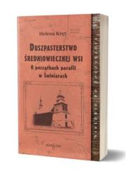 Duszpasterstwo średniowiecznej - okładka książki