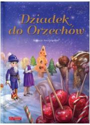 Dziadek do Orzechów - okładka książki