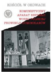 Komunistyczny aparat represji wobec - okładka książki