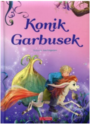 Konik Garbusek - okładka książki