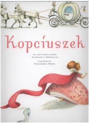 Kopciuszek - okładka książki