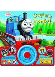 Tomek i przyjaciele. Jedźmy, Tomku! - okładka książki
