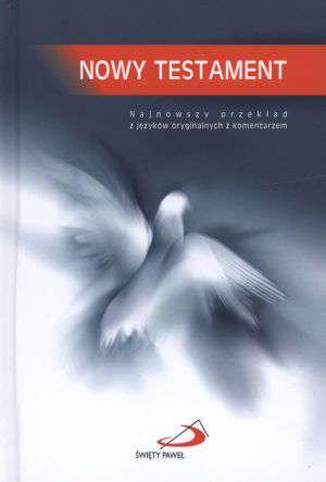 Nowy Testament - okładka książki