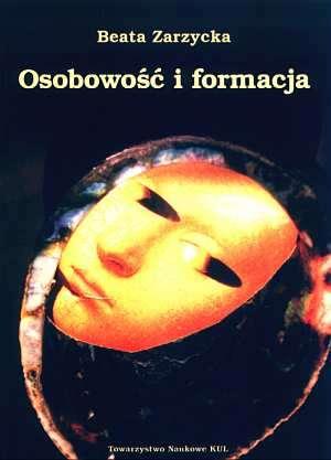 Osobowość i formacja - okładka książki