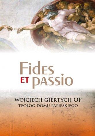 Fides et passio - okładka książki