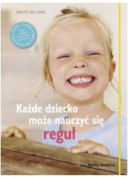 Każde dziecko może nauczyć się - okładka książki
